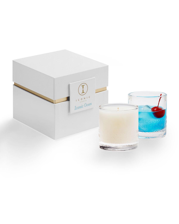 9 oz. Iconic Ocean Luxury Candle