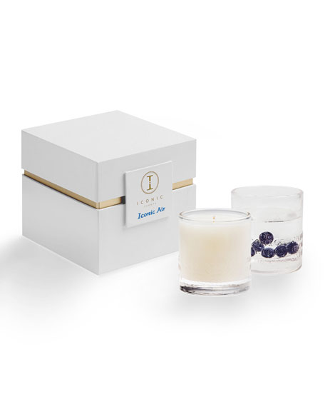 Iconic Scents 9 oz. Iconic Air Luxury Candle