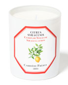Carriere Freres Siracusa Lemon Candle, 6.5 oz. /