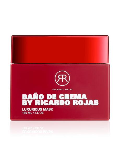 Ricardo Rojas Hair Bano De Crema Hair Mask, 5.6 oz./ 165 mL