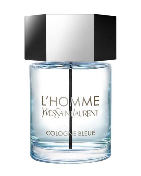 Yves Saint Laurent Beaute 3.3 oz. L'Homme Cologne Bleue Eau de Toilette