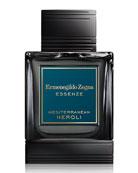 Ermenegildo Zegna Essenze Mediterranean Eau de Parfum, 3.4