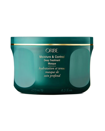 Moisture & Control Deep Treatment Masque, 8.5 oz./ 250 mL
