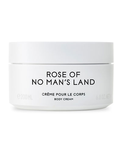 Rose of No Man's Land Body Cream, 6.7 oz./ 200 mL