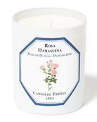 Carriere Freres Damask Rose Candle, 6.5 oz. /