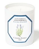 Carriere Freres Lavender Candle, 6.5 oz. / 184