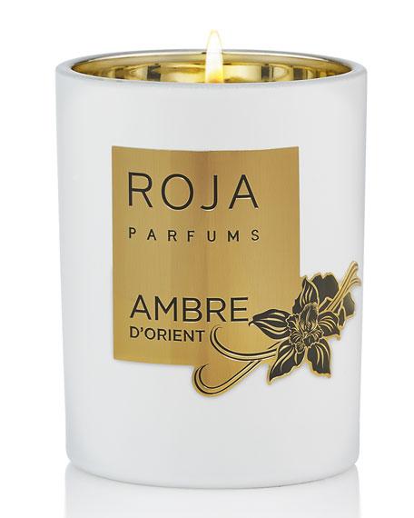 Roja Parfums 7.8 oz. Ambre D'Orient Candle