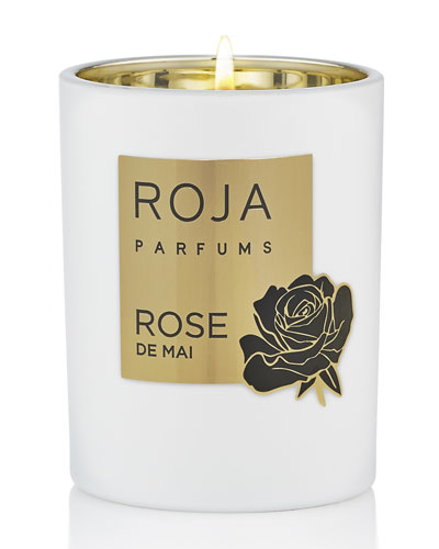 Rose De Mai Candle, 7.8 oz./ 220 g