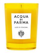 Acqua di Parma Luce di Colonia Candle, 6.7
