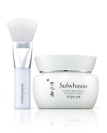 Sulwhasoo 2.7 oz. Snowise Brightening Exfoliating Mask