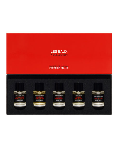 Frederic Malle Les Eaux - A Collection