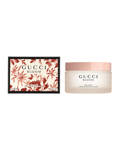 Gucci Bloom Body Cream, 6.08 oz./ 180 mL