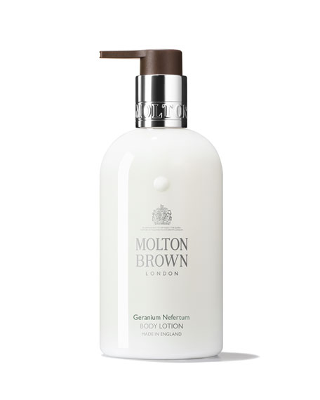 Molton Brown Geranium Nefertum Body Lotion, 10 oz./ 300 mL