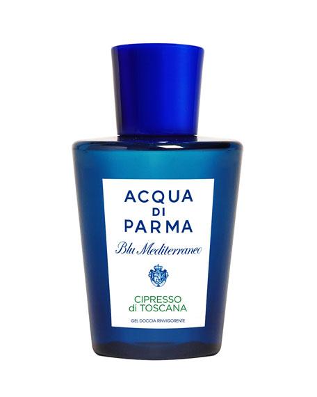 Acqua di Parma 6.7 oz. Blu Mediterraneo Cipresso di Toscana Shower Gel