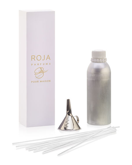 Roja Parfums 25.3 oz. Amber Aoud Reed Diffuser Oil
