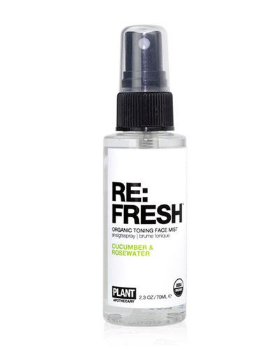 RE: Fresh Organic Toning Facial Mist, 2.3 oz./ 75 mL