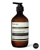 Aesop Resolute Hydrating Body Balm, 16.9 oz./ 500