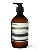 Aesop Resurrection Aromatique Hand Balm, 16.9 oz./ 500