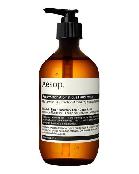 Aesop 16.9 oz. Resurrection Aromatique Hand Wash