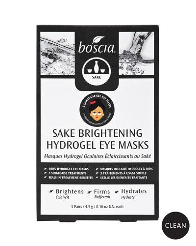 Sake Brightening Bio Cellulous Eye Masks