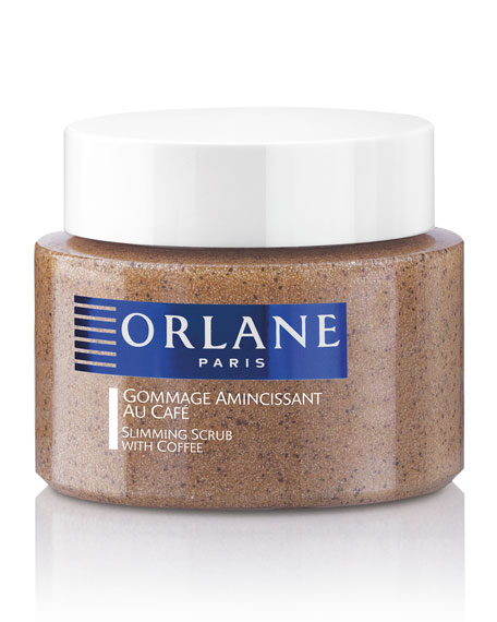 Orlane Slimming Scrub with Coffee