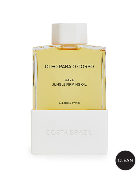 Costa Brazil Oleo Para o Corpo - Kaya Jungle Firming Oil, 3.4 oz./ 100 mL