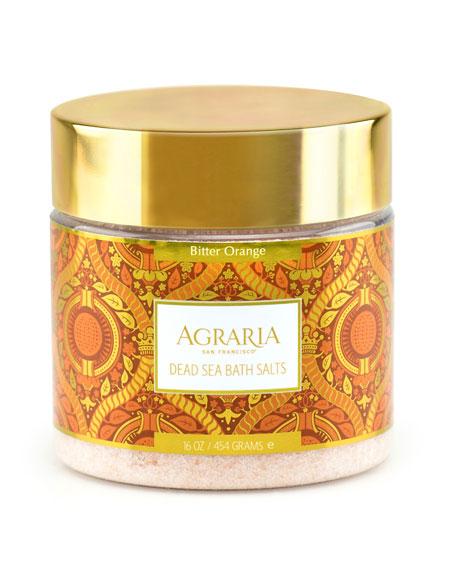 Agraria 16 oz. Bitter Orange Bath Salts