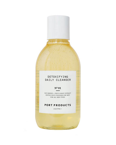 Port Products Detoxifying Daily Cleanser, 6 oz./ 177.5 mL