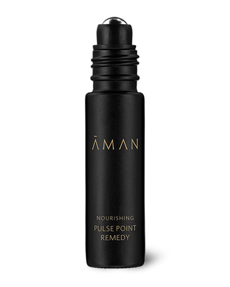 Aman 0.3 oz. Nourishing Pulse Point Remedy  Oil