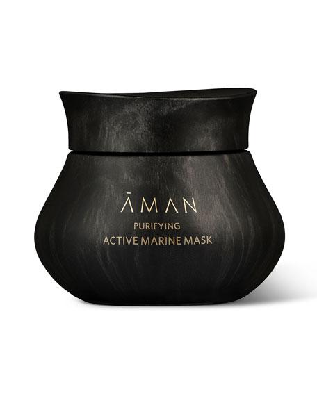 Aman 1 oz. Purifying Active Marine Mask