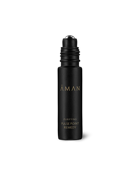 Aman 0.3 oz. Purifying Pulse Point Remedy Oil