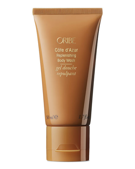 Oribe 1.7 oz. C&#244te d'Azur Replenishing Travel-Size Body Wash