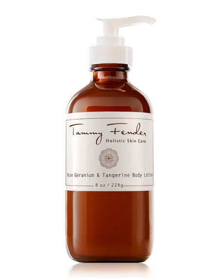 Tammy Fender Holistic Skin Care 8 oz. Rose Geranium And Tangerine