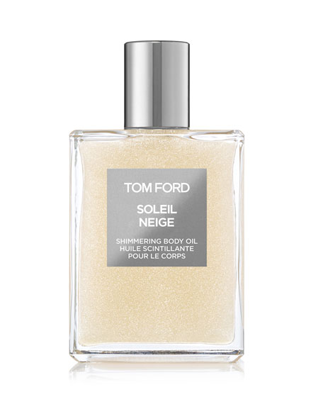 TOM FORD 3.4 oz. Soleil Neige Shimmering Body Oil