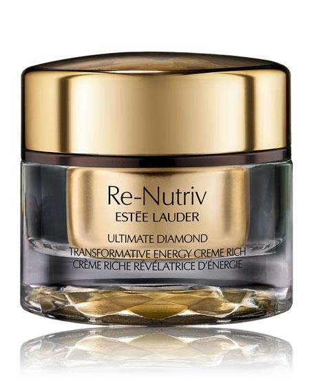 Estee Lauder 1.7 oz. Re-Nutriv Ultimate Diamond Transformative Energy Creme Rich