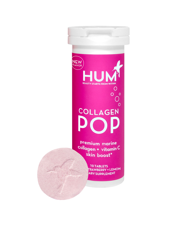Collagen Pop + Vitamin C Dissolvable Tablets