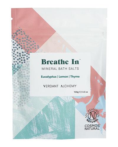 Breathe In Mineral Bath Salts, 3.5 oz. / 100 mg