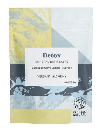 Detox Mineral Bath Salts, 3.5 oz. / 100 mg
