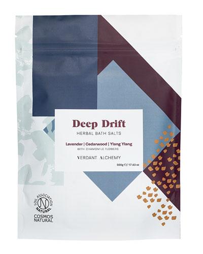 Deep Drift, Bath Salts, 17.6 oz. / 500 mg