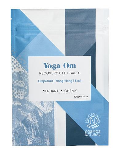 Yoga Om Recovery Bath Salts, 3.5 oz. / 100 mg