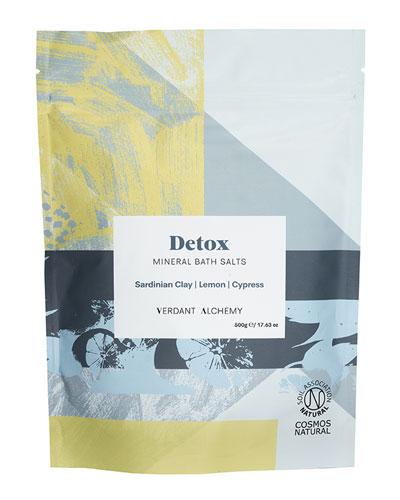 Detox Bath Salts, 17.6 oz. / 500 mg