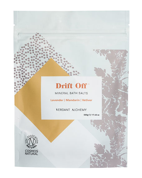 Verdant Alchemy 17.6 oz. Drift Off Bath Salts