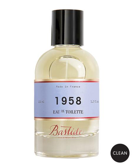 Bastide 1958 Eau de Toilette, 3.4 oz./ 100 mL