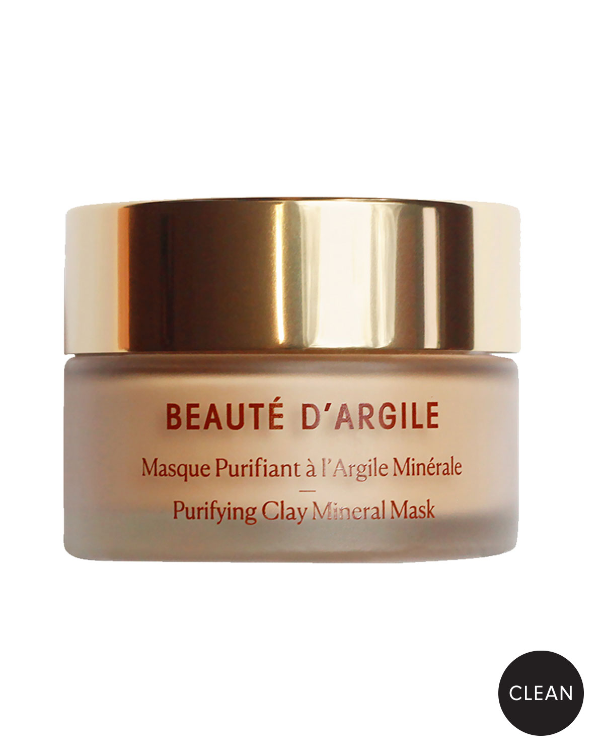 1.7 oz. Beaute D'Argile Purifying Clay Mineral Mask