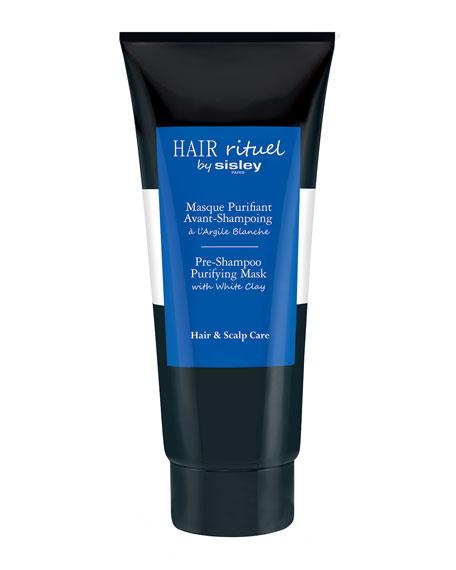 Sisley-Paris Pre-Shampoo Purifying Mask with White Clay