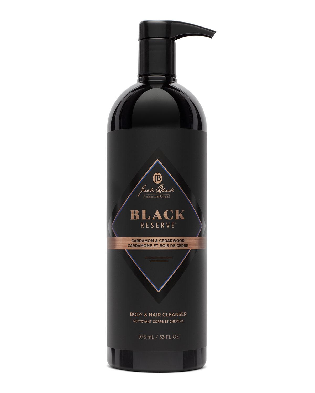 Black Reserve Body & Hair Cleanser