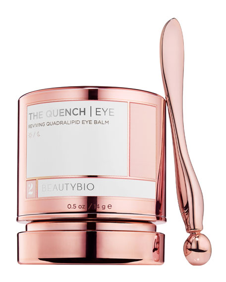 BeautyBio 0.5 oz. The Quench Eye Reviving Eye Balm