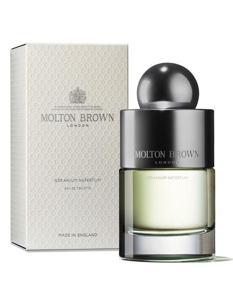 Molton Brown 3.3 oz. Geranium Nefertum Eau de Toilette