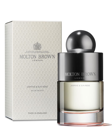Molton Brown 3.3 oz. Jasmine & Sun Rose Eau de Toilette