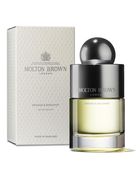 Molton Brown 3.3 oz. Orange & Bergamot Eau de Toilette